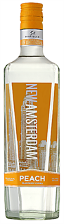 New Amsterdam Vodka Peach 1.00l